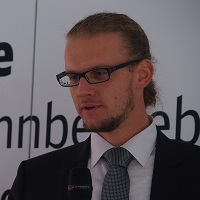 Christian Schlehuber, Team Leader CyberSecurity OT, Db Netz