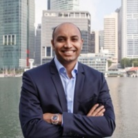 Prajit Nanu at Seamless Asia 2018