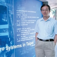 Meng Cheng Chao, Director - Information Technology Division, Taipei Rapid Transit Corporation