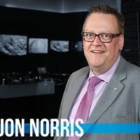 Jon Norris, Sr. Director Corporate Sales & Marketing, Panasonic Avionics
