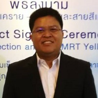Chollawit Winitchai, Vice President and Head of International Investment, Ratchaburi Electricity Generating Holding Plc.