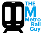 The Metrorail Guy at RAIL Live - Spanish