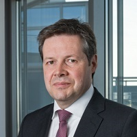 Dirk Rompf, Managing Director Network Planning and Major Projects, DB Netz AG