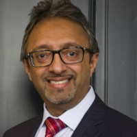 Harj Dhaliwal, Managing Director - Middle East & India, Virgin Hyperloop One