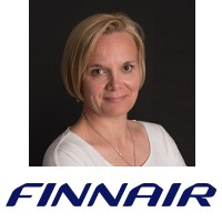 Katri Harra-Salonen, Chief Digital Officer, Finnair