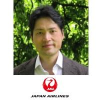 Akira Mitsumasu at Aviation Festival