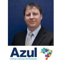 John Rodgerson, CEO, Azul Brazilian Airlines Azul Linhas Aereas Brasileiras