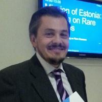 Christos Sotirelis, Patient Representative, EURORDIS European Organisation for Rare Diseases