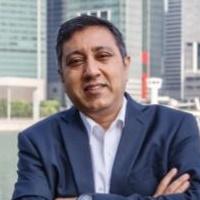 Pratik Gandhi at Seamless Asia 2018