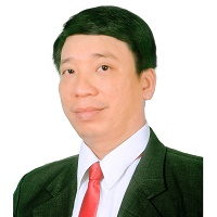 Dr. habil Ngo Dang Luu at The Solar Show Vietnam 2018