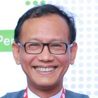 Min Oo Zaw at Telecoms World Asia 2018