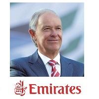 Sir Tim Clark, President, Emirates