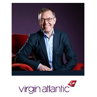 Don Langford, Senior Vice President of Technology, Virgin Atlantic Airways