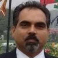 Jayanth Pandey at Middle East Rail 2018