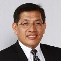 Mr Randy Sac at Asia Pacific Rail 2019