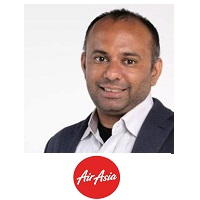 Nikunj Shanti, Chief Data and Digital Officer, AirAsia
