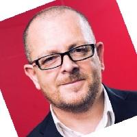 Graham Weir at World Gaming Executive Summit 2018
