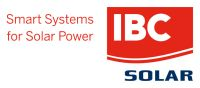 IBC SOLAR, exhibiting at Energy Efficiency World Africa