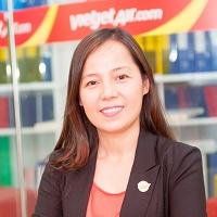 Nguyen Thi Thuy Binh, Vice President, VietJet Air