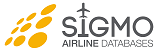 SIGMO Airline Databases GmbH at Aviation Festival Asia 2018