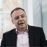 Enrique Fernandez Pino at World Rail Festival 2018
