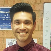 Justin Yee, Head Teacher - Teaching and Learning, Ambarvale High School