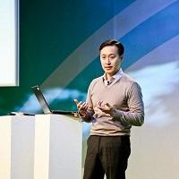 Bryan Kim at World Biosimilar Congress USA 2018