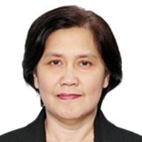 Ofelia Astrera at Asia Pacific Rail 2018