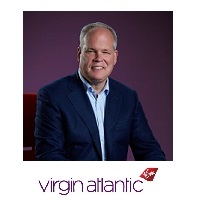 Mark Anderson, Executive Vice President, Customer, Virgin Atlantic