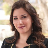 Mirna Sleiman at Seamless Middle East 2018