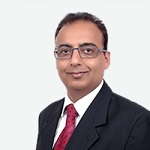 Vivek Ahuja at World Drug Safety Congress Europe 2018