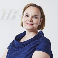 Katri Harra-Salonen at Aviation Festival Asia 2018