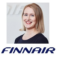 Piia Karhu, Senior Vice President of Customer Experience, Finnair