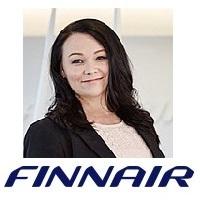 Johanna Jäkälä at Aviation Festival