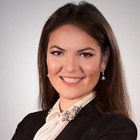 Hana Boruchov at Accounting & Finance Show New York 2018