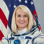 Kate Rubins, NASA Astronaut (First person to sequence the genome in space), NASA Genelab