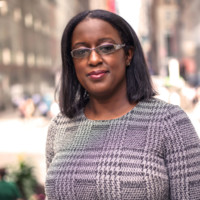 Iralma Pozo at Accounting & Finance Show New York 2018