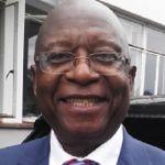 Larry Mavima at Africa Rail 2018