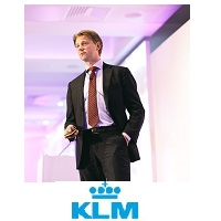 Robertjan Groeneveld, Social Media Hub Manager, Royal Klm Dutch Airlines