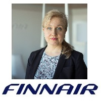Päivyt Tallqvist, Director, Media Relations, Finnair