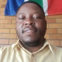Nkosana Hezekial Thomo at Middle East Rail 2018