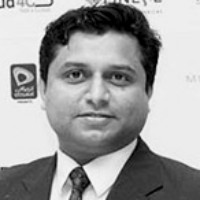 Kumar Prasoon at Seamless Middle East 2018