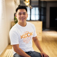Chuan Sheng, Singapore General Manager, Klook