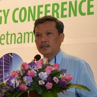 Hoang Dung Nguyen at Power & Electricity World Vietnam 2018
