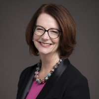 Hon Julia Gillard, 27th Prime Minister of Australia; Chair for Board of Directors, Global Partnership for Education