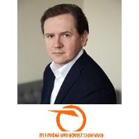 Patrik Horny, Vice President of board, Director of Economy and IT, Slovak Railways