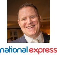 Chris Tibbetts, Group Head Digital Solutions, National Express