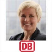 Birgit Wirth at World Rail Festival 2018