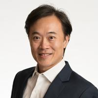 David Hou at Phar-East 2018