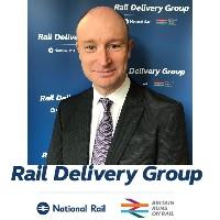 Duncan Henry at World Rail Festival 2018